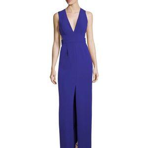 Royal blue Size 2 Aiden Mattox prom dress